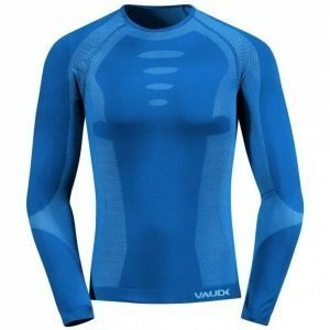 Vaude Men's Seamless Light LS Shirt sininen
