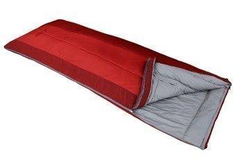 Vaude Navajo 500 Punainen 3-vuodenajan makuupussi