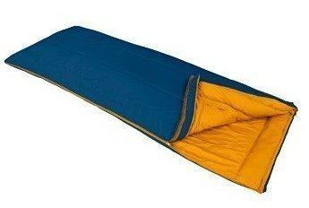 Vaude Navajo 500 Sininen 3-vuodenajan makuupussi