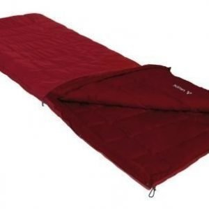 Vaude Navajo 500 XL SYN Dark Indian punainen 3-vuodenajan makuupussi