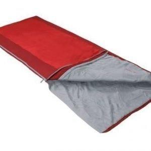 Vaude Navajo 900 Punainen 4-vuodenajan makuupussi