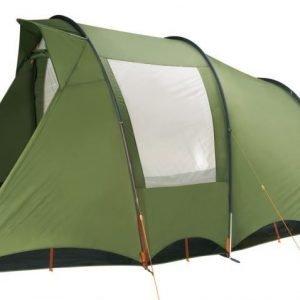 Vaude OPERA 4P teltta neljälle henkilölle vihreä
