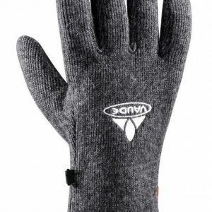 Vaude Rhonen gloves harmaa
