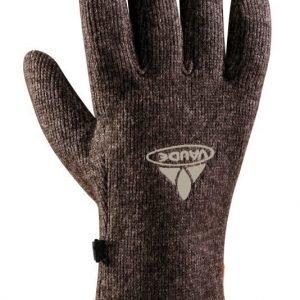 Vaude Rhonen gloves ruskea