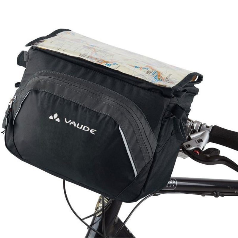 Vaude Road II 1SIZE Black/Anthracite