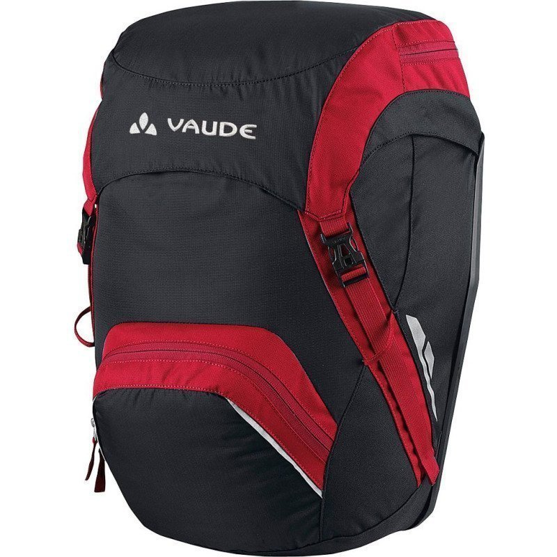 Vaude Road Master Front 1SIZE Black/Red