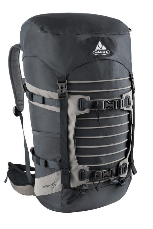 Vaude SNOW WALKER 35 musta