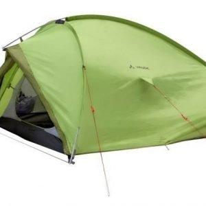 Vaude Taurus kahden hengen teltta vihreä