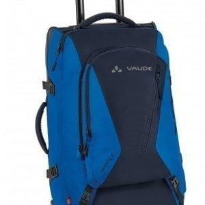 Vaude Tecorail 65 matkalaukku reppusangoilla sininen