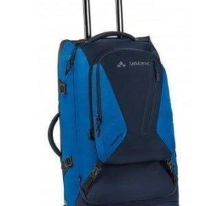 Vaude Tecorail 80 matkalaukku reppusangoilla sininen
