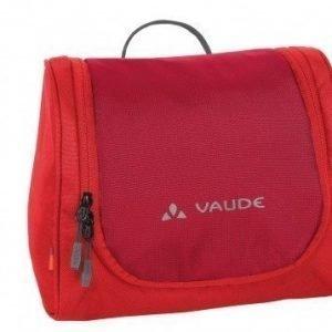 Vaude Tecowash toilettilaukku punainen