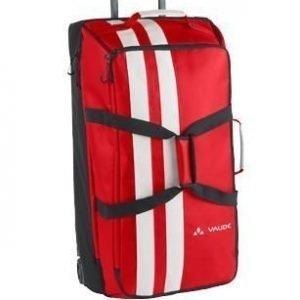 Vaude Tobago 90L matkalaukku punainen