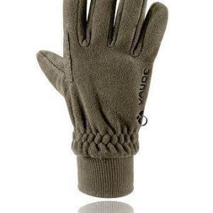 Vaude Trentra Gloves ruskea sormikas