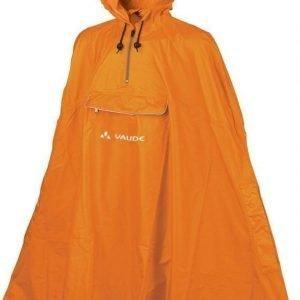 Vaude Valdipino Poncho Oranssi L