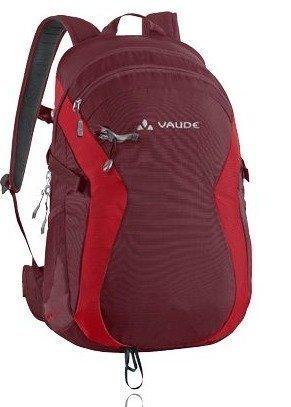 Vaude WIZARD 24+4 punainen reppu