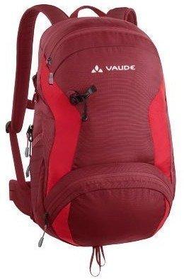 Vaude WIZARD 30+4 punainen reppu