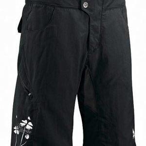 Vaude Women's Ride Pants Musta 36
