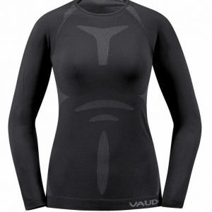 Vaude Women's Seamless Light LS Shirt musta