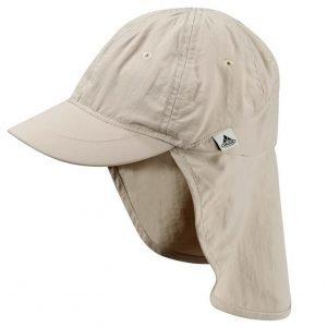 Vaude lasten kesähattu Sahara CAP III vaalea