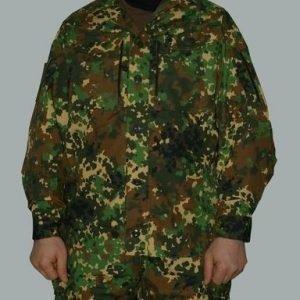 Venäläinen Komandor maastotakki