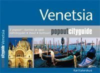 Venetsia popout cityguide 2008 suomenkielinen