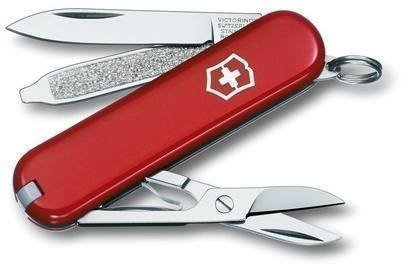 Victorinox Classic SD Punainen