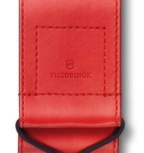 Victorinox synteettinen vyökotelo punainen