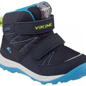 Viking Rissa Kid GTX Navy 28