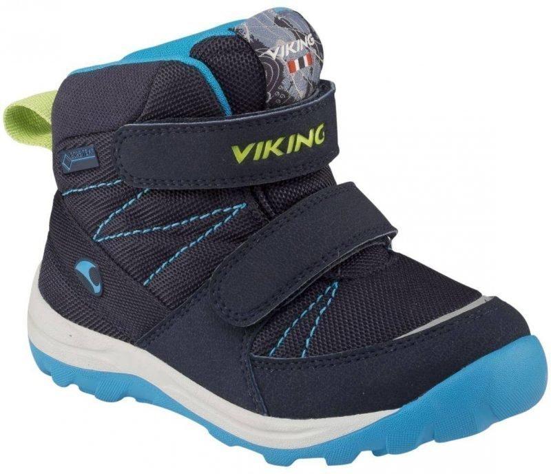 Viking Rissa Kid GTX Navy 29