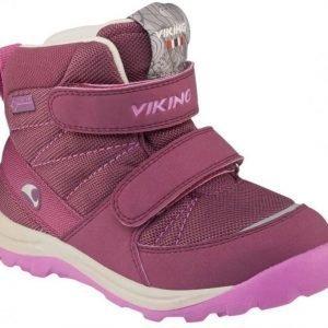 Viking Rissa Kid GTX Plum 30