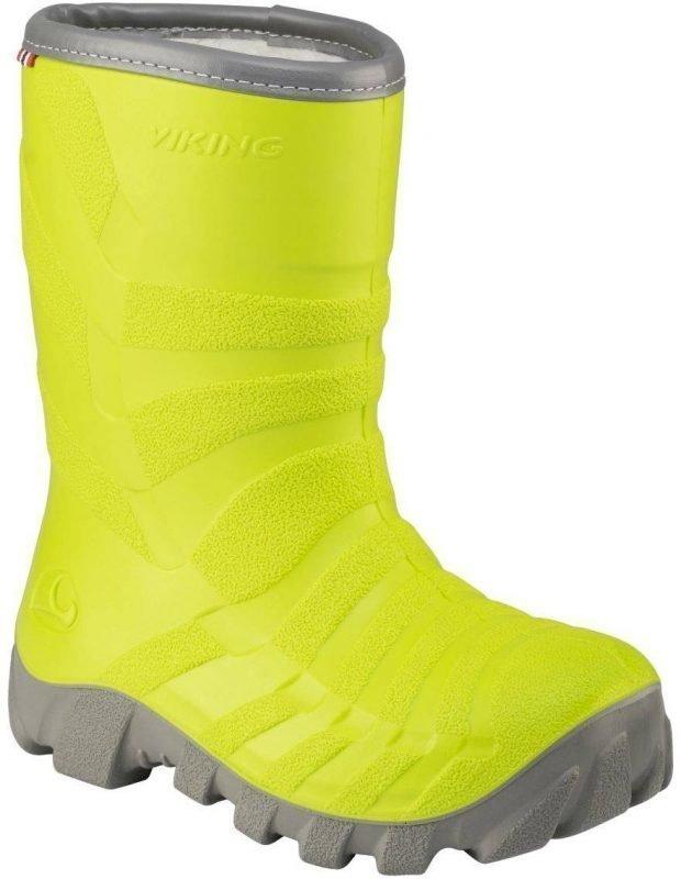 Viking Ultra Jr Lime 38