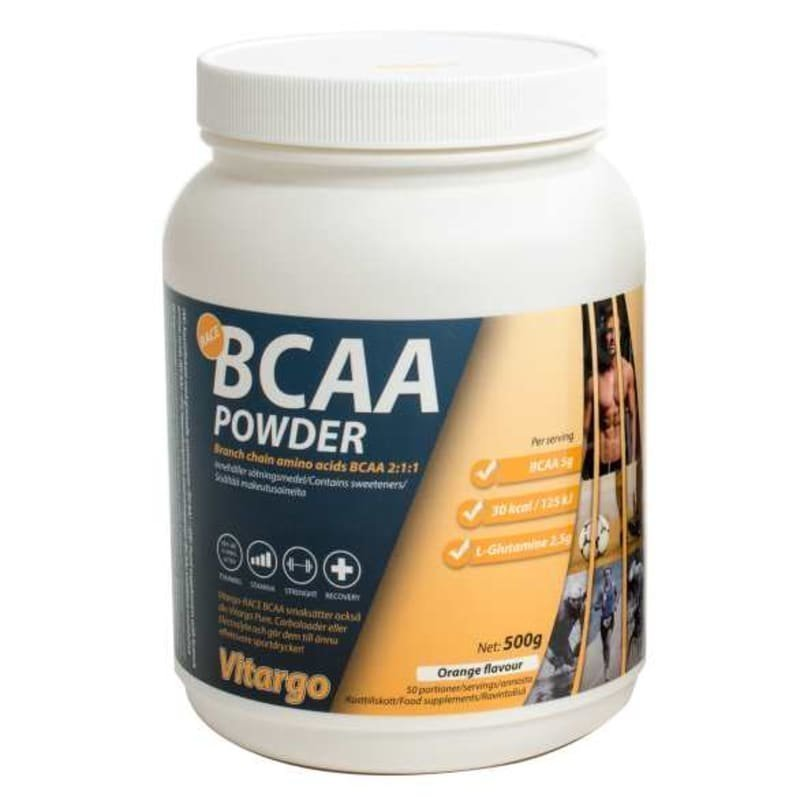 Vitargo BCAA Race 500g 500 ORANGE