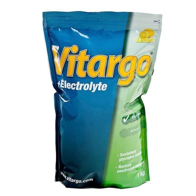 Vitargo Electrolyte 1kg påse 1KG Citron