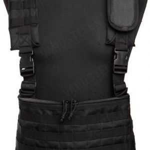 Voodoo Tactical Edison Chest Rig musta