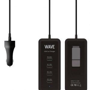 WAVE AUTOLATURISOVITIN 5:llä USB:lla