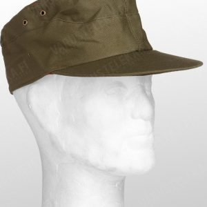 Wehrmacht Afrika Korps kenttälakki vihreä repro