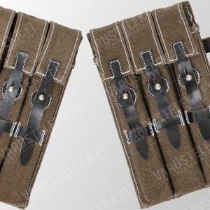 Wehrmacht MP38/40 lipastaskut pari repro
