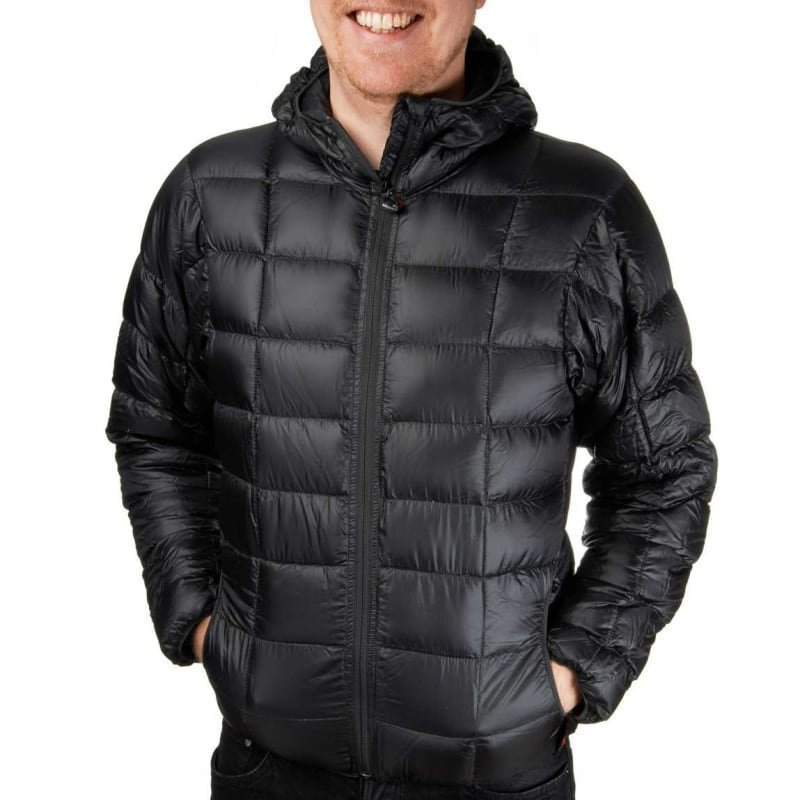Western Mountaineering Flash Jacket Herr L Black
