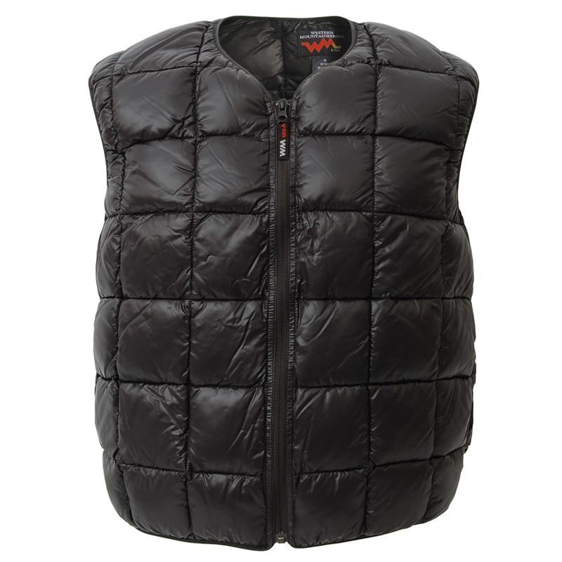 Western Mountaineering Flash Vest L