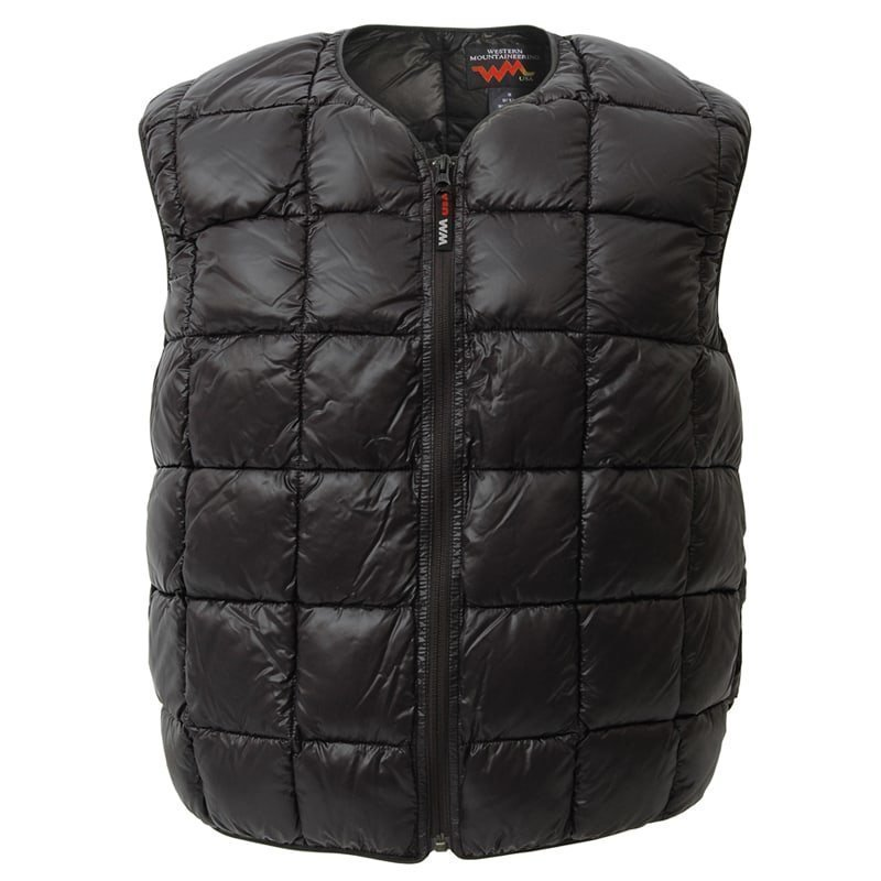 Western Mountaineering Flash Vest S