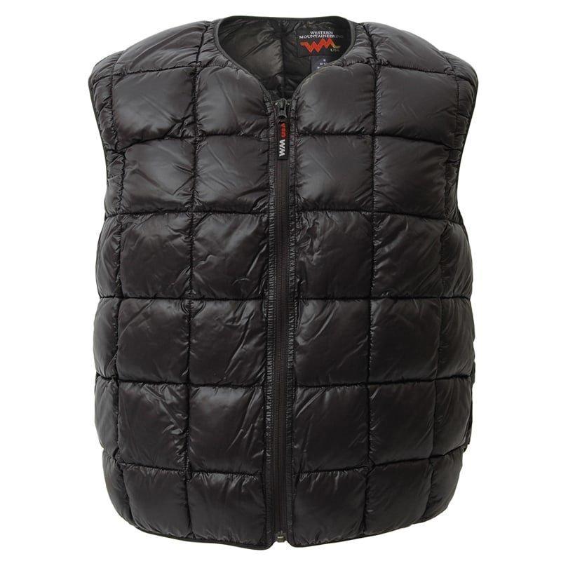 Western Mountaineering Flash Vest S