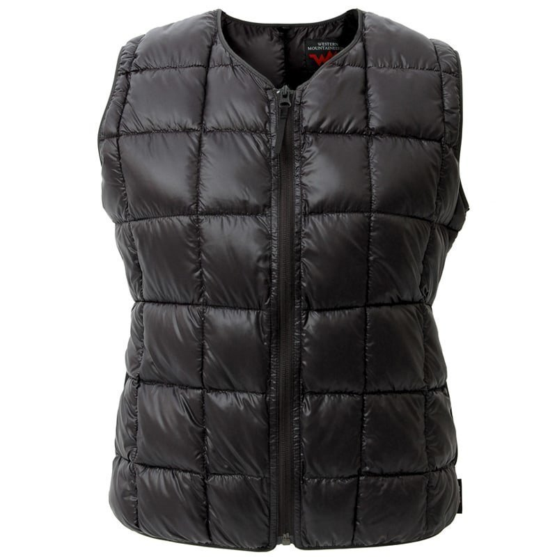 Western Mountaineering Flash Vest Women's