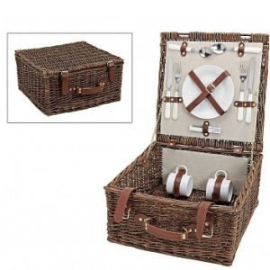 Willow picnic kori 2 hengelle 38x38x20