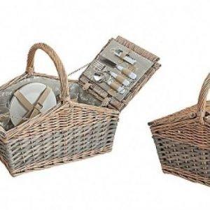 Willow picnic kori 2 hengelle 40x27x35