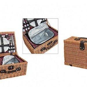 Willow picnic kori 4 hengelle 40x28x18