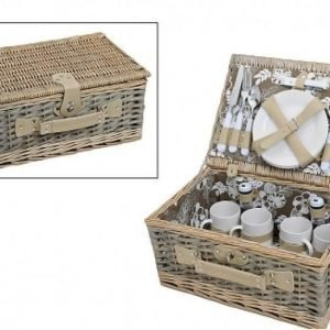 Willow picnic kori 4 hengelle 40x29x19