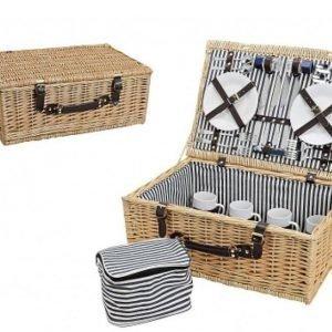Willow picnic kori 4 hengelle 54x37x21