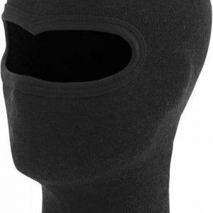 Woolpower Balaclava 400 maski musta