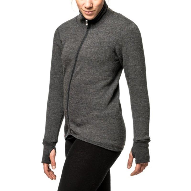 Woolpower Full Zip Jacket 400 S Grey