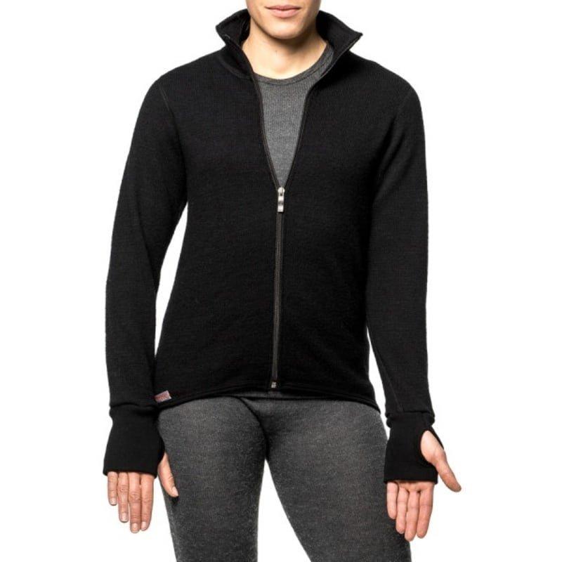 Woolpower Full Zip Jacket 600 S Black